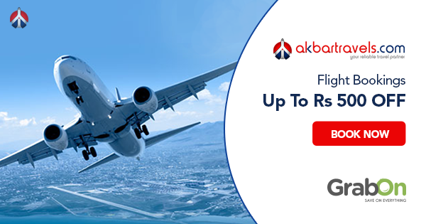 Best Akbar Travels International Flight Ticket | Domestic Flight Ticket Deals