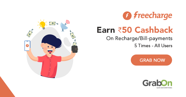 Why Savemyrupee for Freecharge Offers and Coupons?