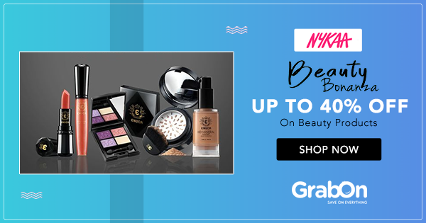 Nykaa Coupons | 70% OFF Coupon Codes & Sale Offers