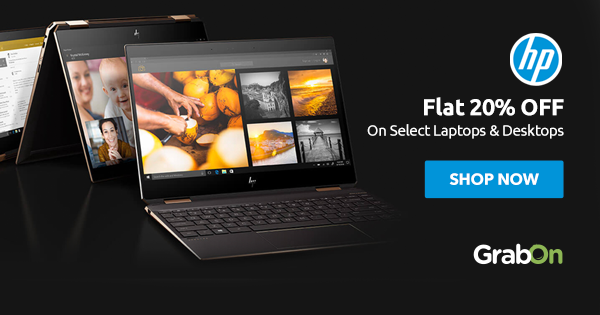 Take $10 off on $50 accessories order with HP coupon code