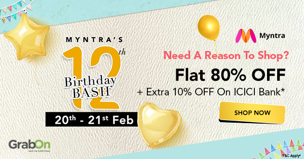 myntra coupon codes nov 2019