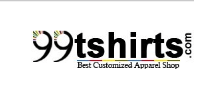 99Tshirts offers, 99Tshirts coupons, 99Tshirts promo codes, and 99Tshirts coupon codes