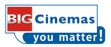 Big Cinemas offers, Big Cinemas coupons, Big Cinemas promo codes, and Big Cinemas coupon codes