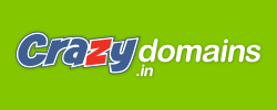 Crazy Domains offers, Crazy Domains coupons, Crazy Domains promo codes, and Crazy Domains coupon codes