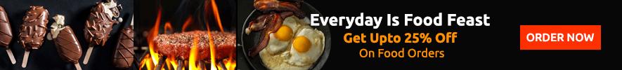 Food Promo Codes
