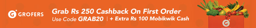 Grofers Offers