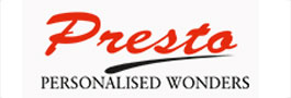 Presto Gifts Coupons & Offers