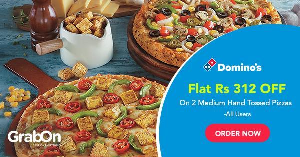 Popular Dominos Pizza Voucher Codes