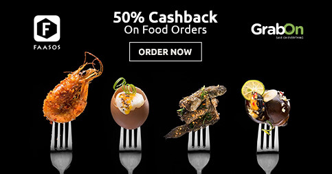Faasos Offers & Promo Codes