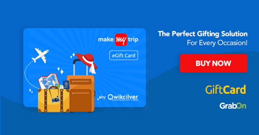 MakeMyTrip Gift Cards