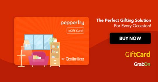 Pepperfry Gift Cards