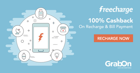 Freecharge Promo code, Offers | 100% Cashback Coupons | Sep 2019