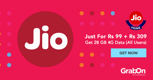 Jio Recharge Coupons & Offers: ₹100 Cashback Promo Code |Aug 2019