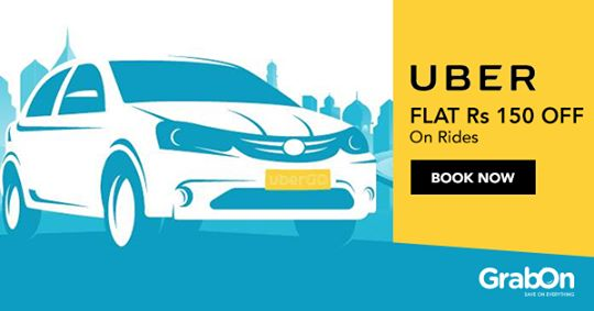 33 Uber Coupons | Flat 50% Off, FREE RIDE Promo Code | Aug 2019