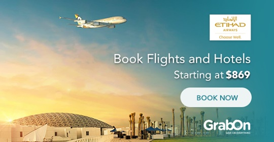 Etihad Airways Promo Codes