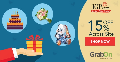 Indian Gifts Portal Coupons: FLAT 30% OFF Coupon Code, Dec 2019