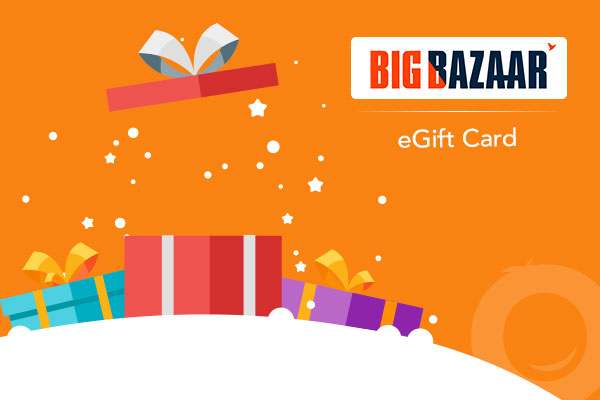BigBazaar Gift Cards