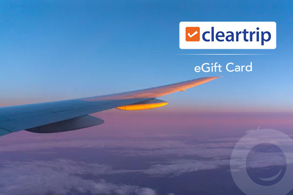 Cleartrip Gift Cards