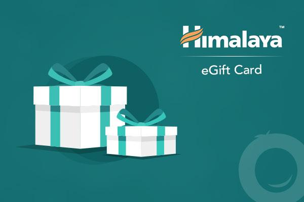 Himalaya Gift Cards