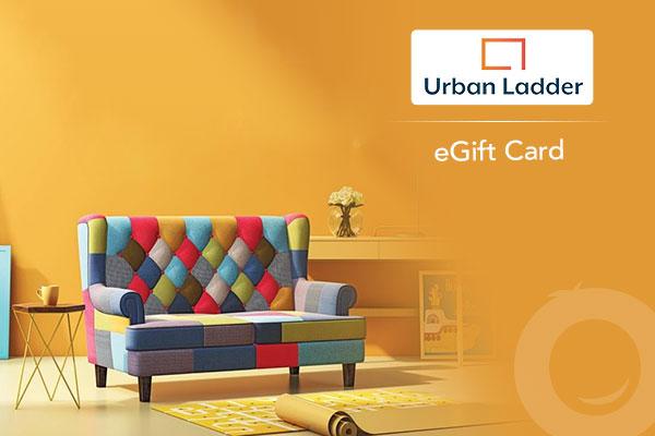 Urban Ladder Gift Cards