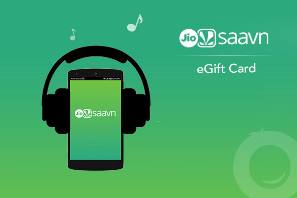 JioSaavn Pro Gift Cards