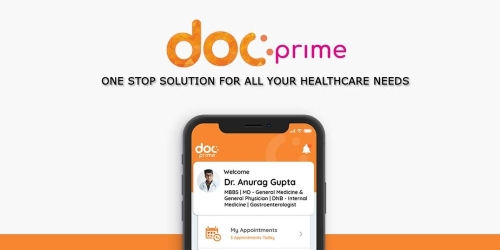 DocPrime Coupons, Offers & Promo Codes | Aug 2019