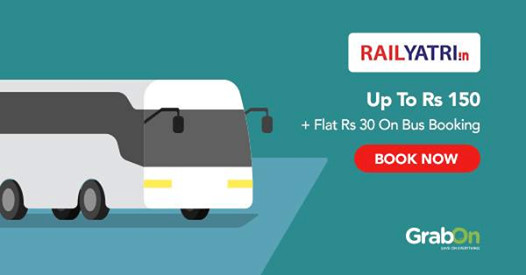 Railyatri Promo Codes