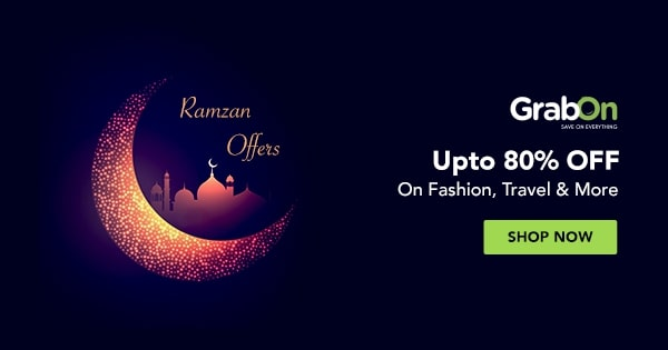 ramzan coupons and offers