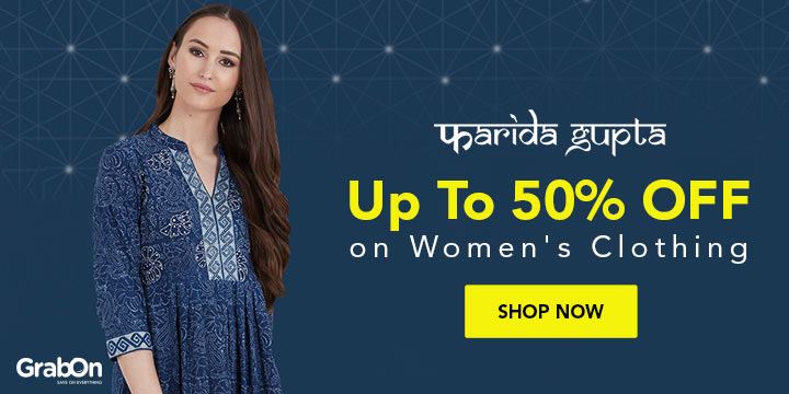 Farida Gupta Promo Codes