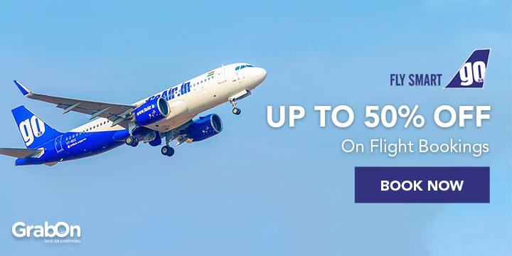 go air coupons india