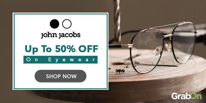 John Jacobs Promo Codes