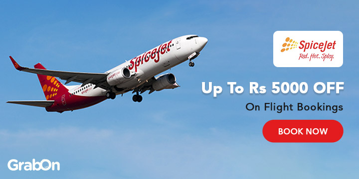 SpiceJet Promo Codes
