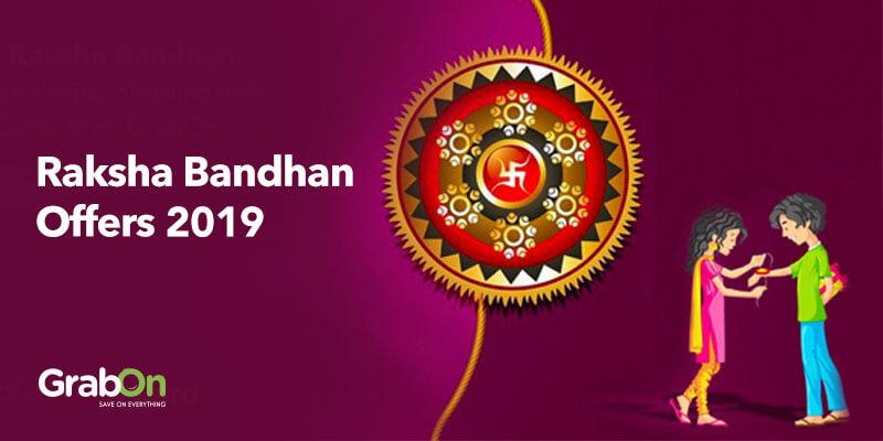 Raksha Bandhan Offers 2019