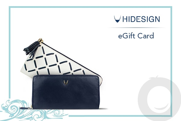 Hidesign Gift Card