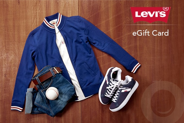 Levi's Gift Card
