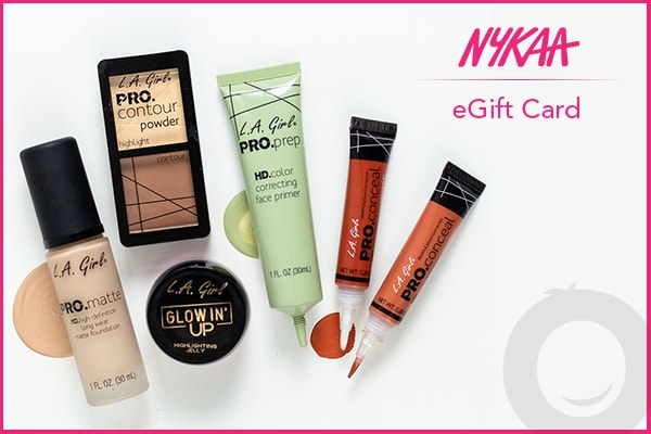 Nykaa Gift Cards