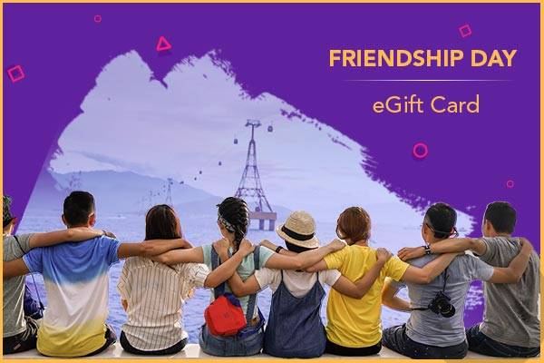 Friendship Day Gift Card