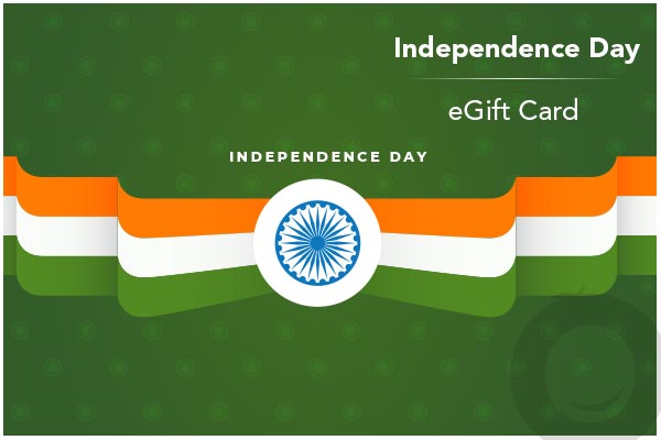 Independence Day Gift Card
