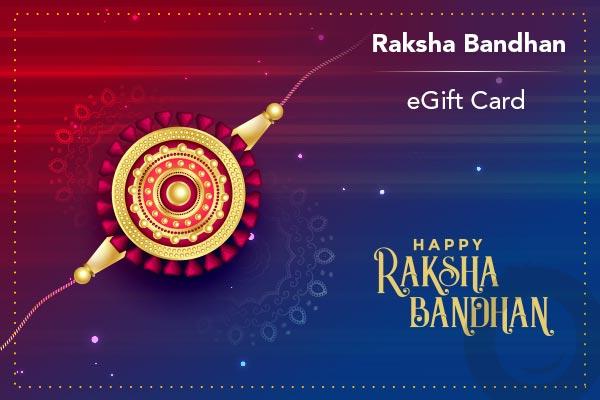 Raksha Bandhan Gift Card