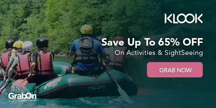 Klook Promo Code: 65% OFF On Activities & Sight Seeings
