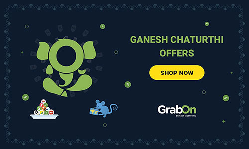 Ganesh Chaturthi Offers