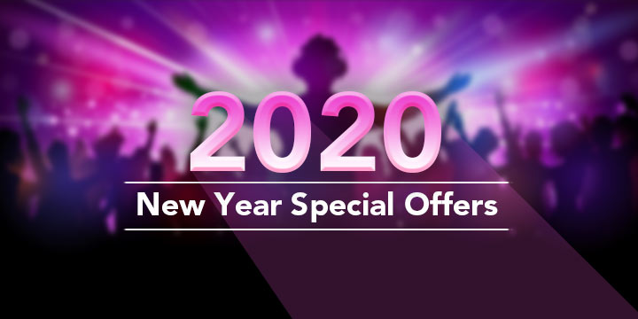 New Year Offers 2020