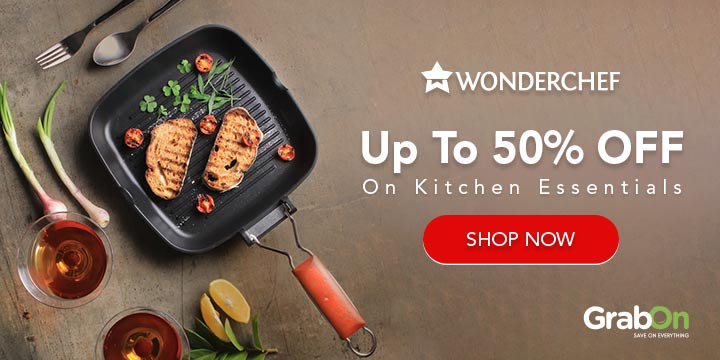 Wonderchef Promo Codes
