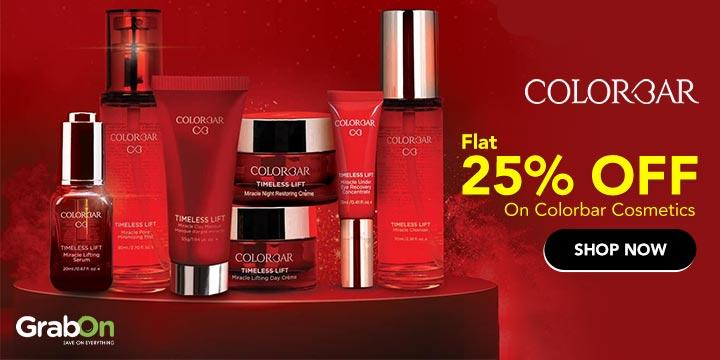 Colorbar Cosmetics Promo Codes