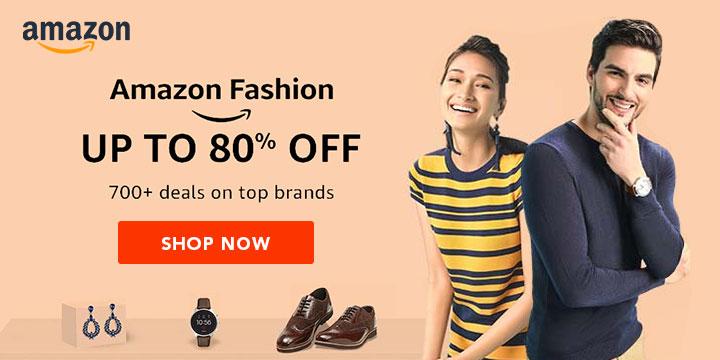 Amazon Fashion Promo Codes