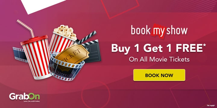 Bookmyshow Promo Codes