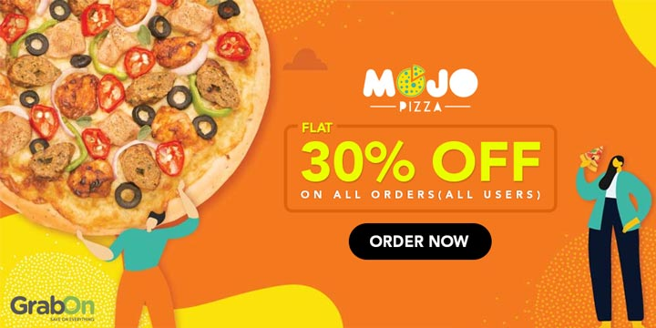 Mojo Pizza Promo Codes