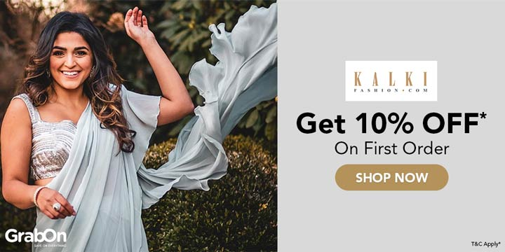 KalkiFashion Promo codes