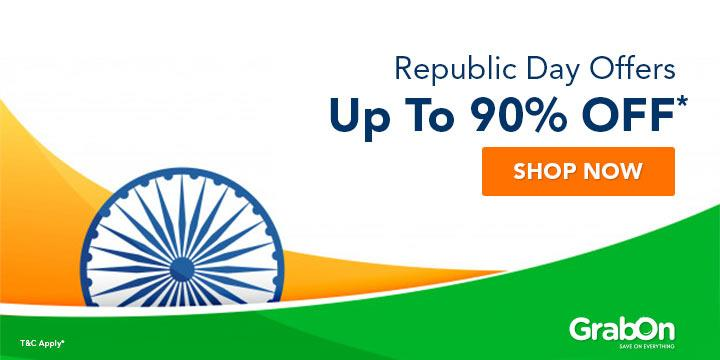 Republic Day Offers