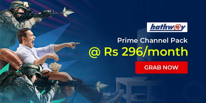 Hathway Offers